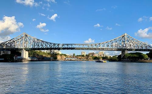 Story Bridge in Bribane