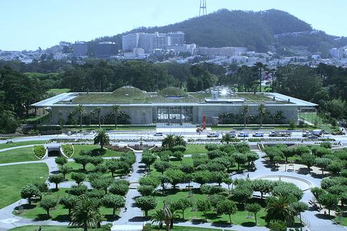 California Academy of Science in San Francisco