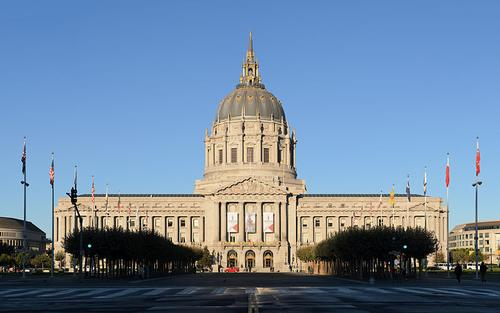 Stadhuis van San Francisco Foto:King of Hearts