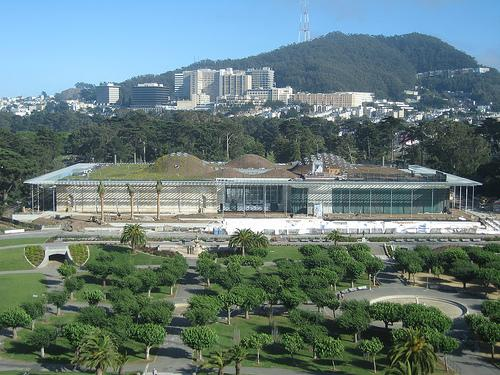 California Academy of Science in San Francisco Foto:Adamsofen