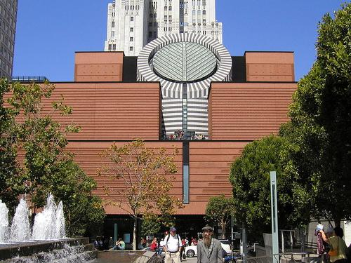 San Francisco Museum of mModern Art Foto:Vincent Bloch