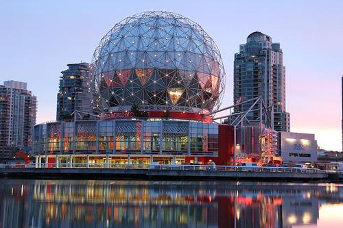 TELUS World of Science in Vancouver Foto:Differense