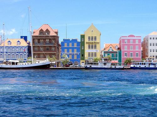 Willemstad Curacao Foto:Mtmelendez