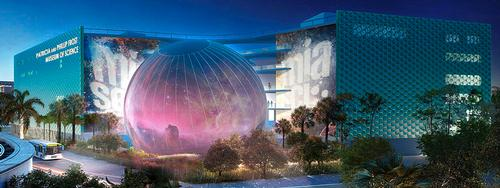 Miami Museum of Science Foto:Knight Foundation