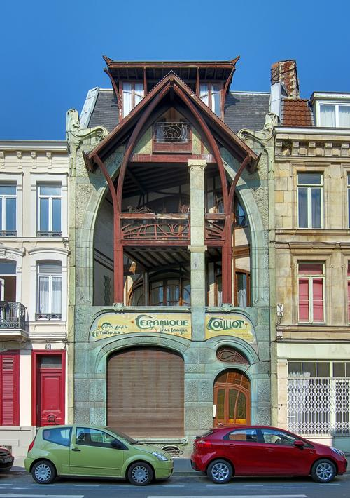 Lille Huis Coilliot