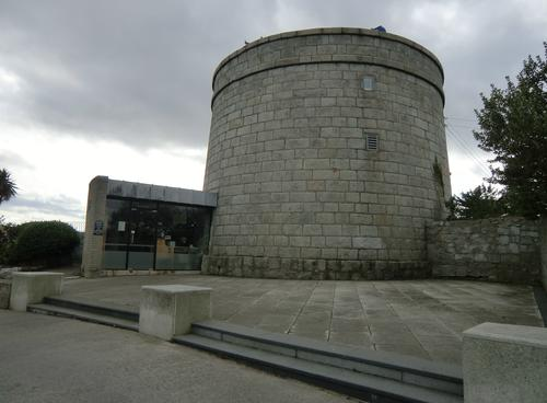 James Joyce Martello Tower Dublin Foto:YvonneM