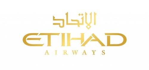 Etihad Airways Logo Foto:Publiek Domein