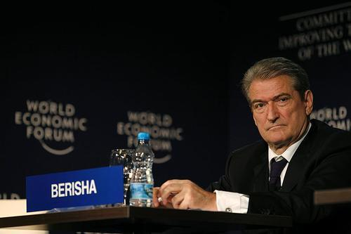 Berisha Albanie Foto:World Economic Forum