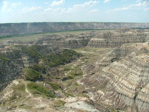 Badlands Alberta Foto:Dingy