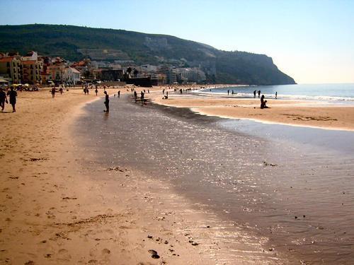 Praia de Ouro Strand Algarve