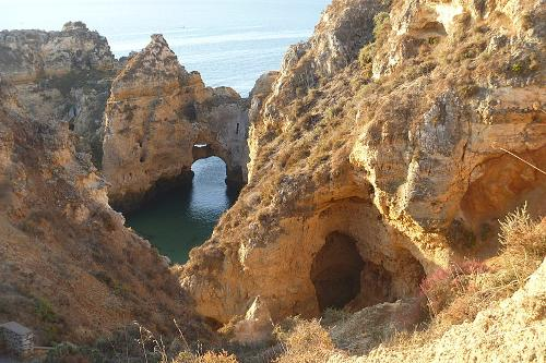 Algarve Rotsformaties