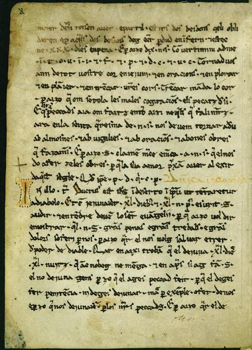 Manuscript In Catalaans