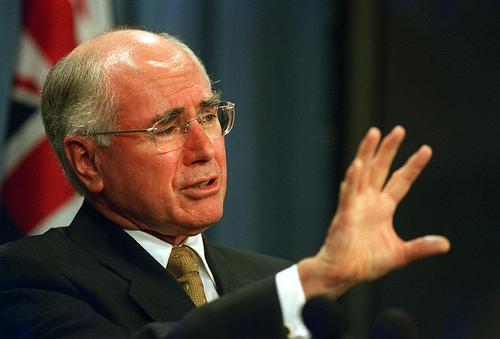 John Howard Australie Foto:R D Ward