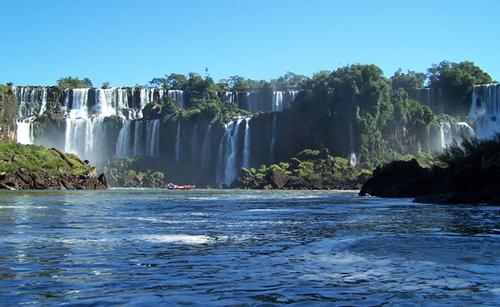Brazilie Cataratas do Iguaçu Foto:Maxi Villagra