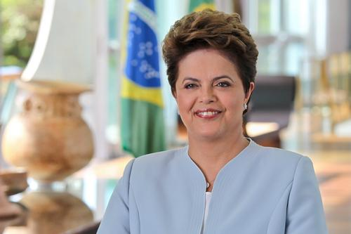 Brazilie Dilma Rousseff