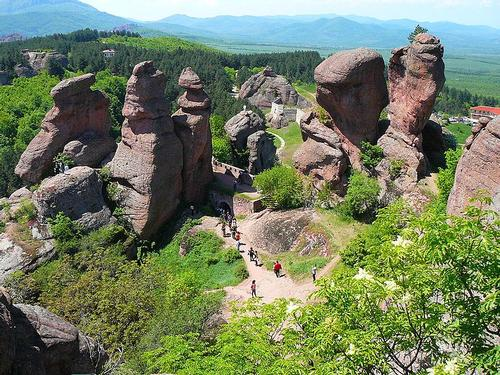 Belogradchik Bulgarije Foto:Elena Chochkova