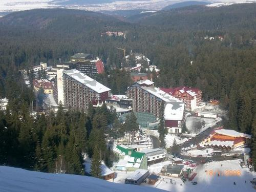 Borovets Wintersport Bulgarije Foto:Publiek domein