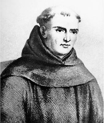 Junípero Serra, missionaris in Californië