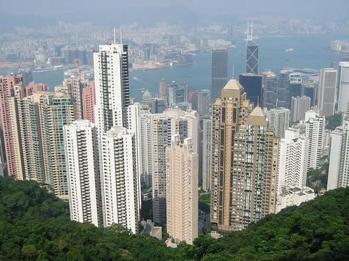 Hongkong foto: Filzstift