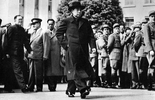 Zhou Enlai China foto: public domain / unknown