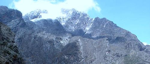 Margherita Peak of Mount Stanley