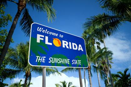 Florida, Sunshine State