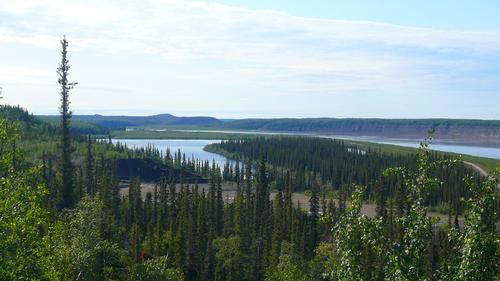 Mackenzie River, Northwest Territories