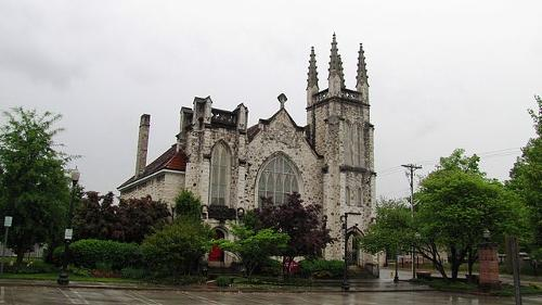 St. John's Lutheran Church in Knoxville, Tennessee, Verenigde Staten