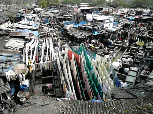 Dhobi Ghat in Mumbai Foto:Cory Doctorow