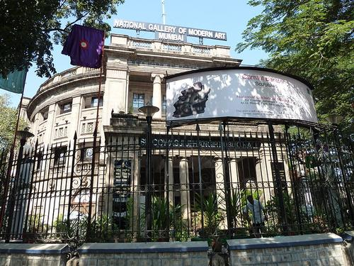 National Gallery of Modern art in Mumbai Foto:Balajijagadesh