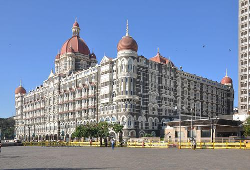 Taj Mahal Palace in Mumbai Foto:Joe Ravi