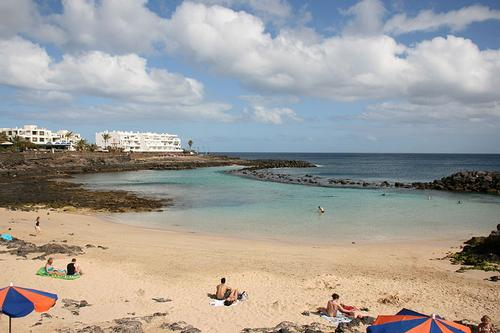 Costa Teguise Strand