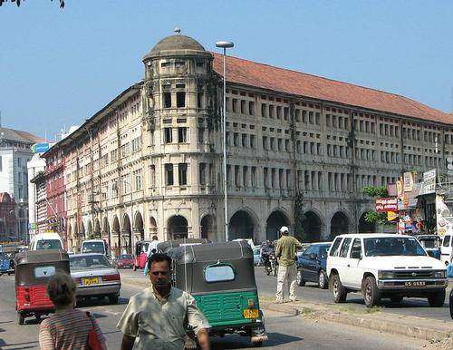 Fort District Colombo