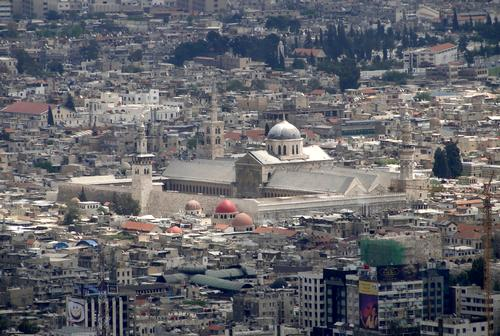 Damascus Oude stad