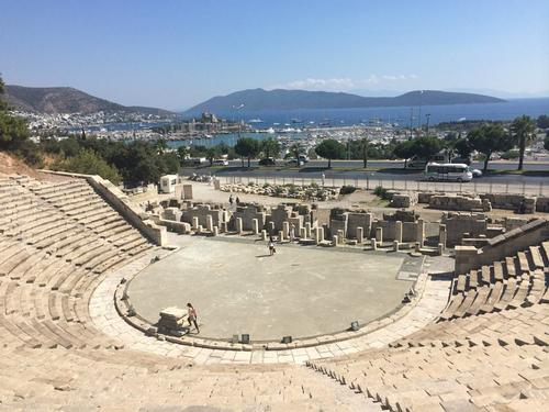 Theater van Bodrum