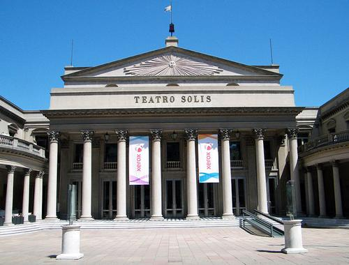 Solis Theater in Montevideo