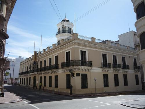 Nationaa Historisch Museum in Montevideo