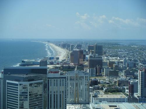 Atlantic City Foto: Publiek Domein