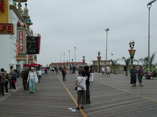 Boardwalk Atlantic City Foto:Raul654