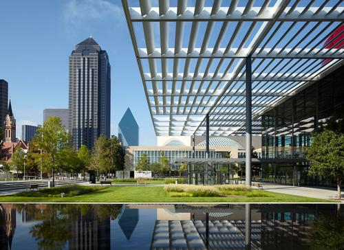 Dallas Arts District Foto:Dallasborn&bred
