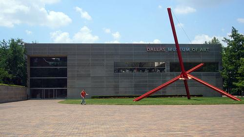 Dallas Museum of Art Foto:Kent Wang