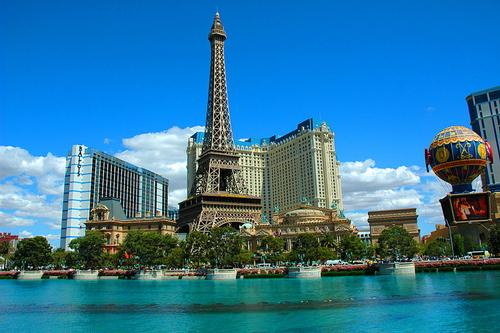 Paris Las Vegas Foto:thinboyfatter