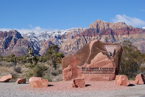 Red Rock National Conservation Area Las Vegas Foto:Denise Westerfield