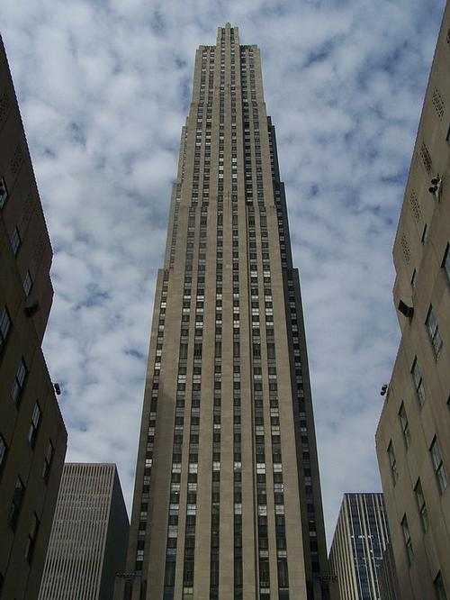 Newy York Rockefeller Center
