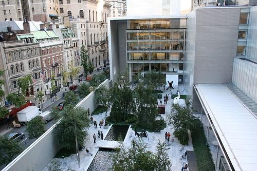 New York Museum of Modern Art Foto:Alsandro
