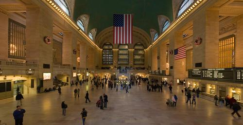 New York Grand Central Terminal Foto:Janke