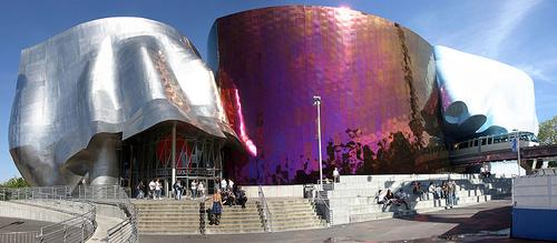 EMP Seattle Foto:Cacophony